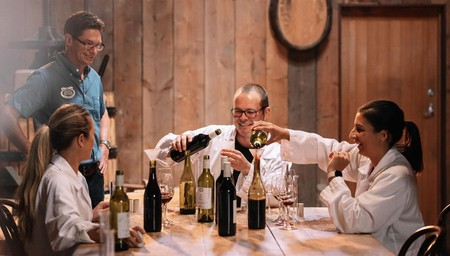 Wine Blending at Brown Brothers