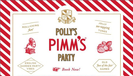 Polly's PIMM'S Party