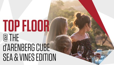Top Floor at the d'Arenberg Cube