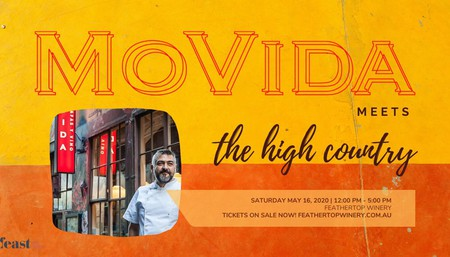 MoVida Meets The High Country