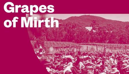 Grapes of Mirth Tasmania