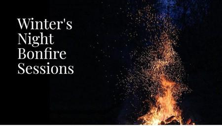 A Winter's Night Bonfire Session