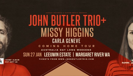 John Butler Trio & Missy Higgins