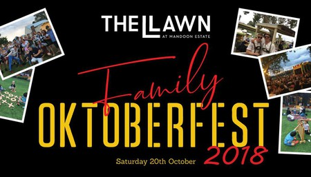 Oktoberfest on the Llawn