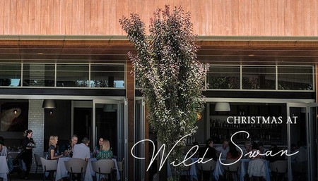 Christmas Lunch at Wild Swan