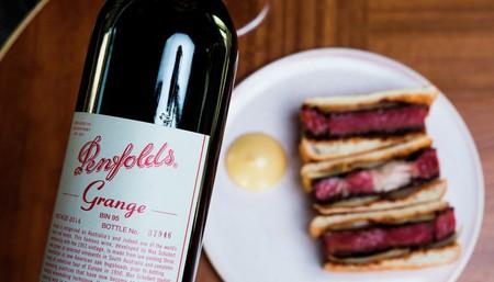 Penfolds Grange Sandwich