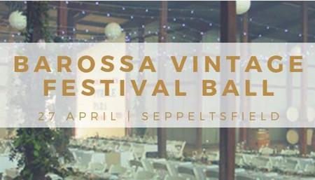 Barossa Vintage Festival Ball