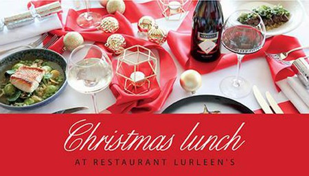 Christmas Day at Restaurant Lurleen's
