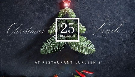 Christmas at Restaurant Lurleen's
