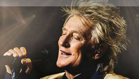 A Day on the Green - Rod Stewart