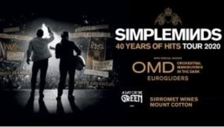 A Day on the Green - Simple Minds