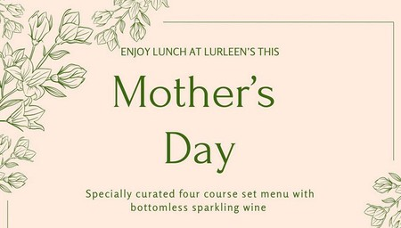 Mother's Day Lunch at Lurleen's