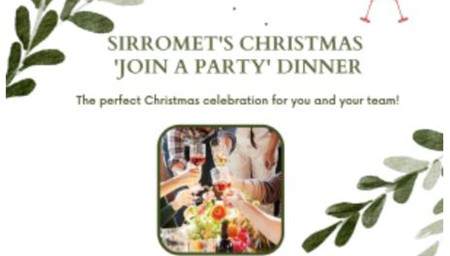 Christmas 'Join a Party Dinner'
