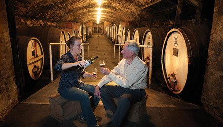 Winemaking: Old and New