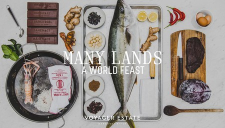 Many Lands: A World Feast