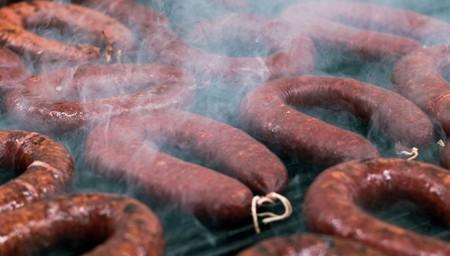 Richard Gunner Sausage Making