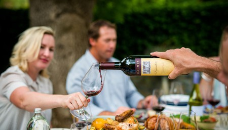 Winemakers Lunch at Yalumba Vintage Picnic