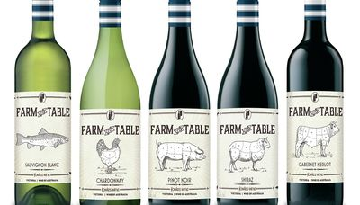 Fowles Wine New 'Farm to Table' Label