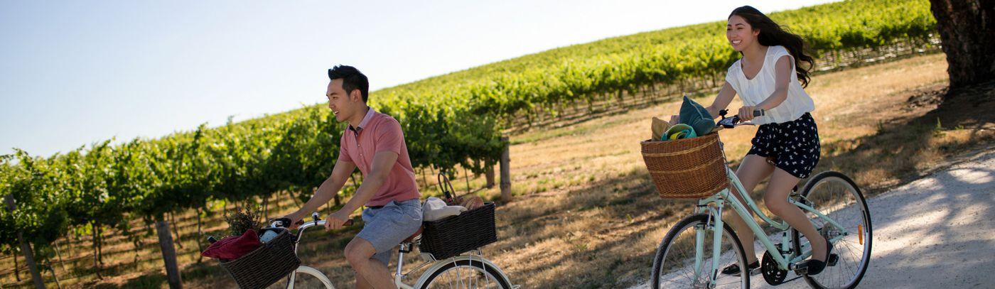 Plan your Barossa wine weekender