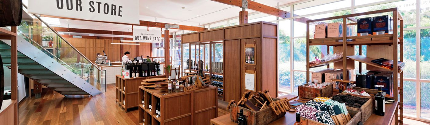 The New Jacob's Creek Cellar Door