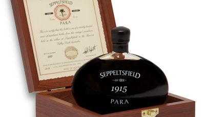 Seppeltsfield Historic Centenary Release