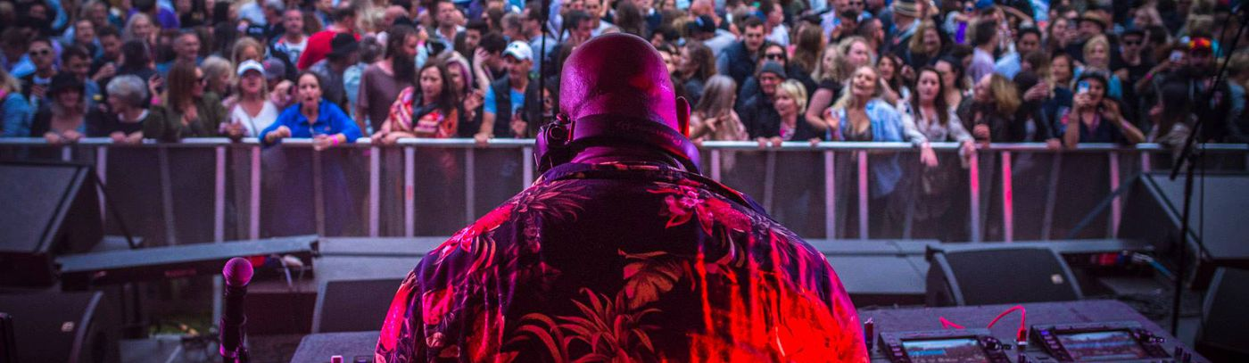 Carl Cox & Eric Powell's Mobile Disco