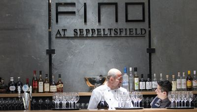 Fino Restaurant at Seppeltsfield