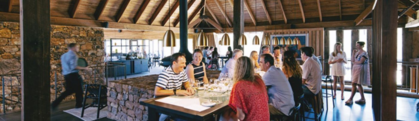 Tour, Tasting & Lunch