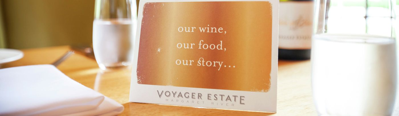 Voyager Estate Appoints New Head Chef
