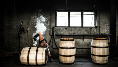 Discover the Yalumba Cooperage